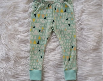 Leggings*Made to Order*Pants*Knit*Newborn to 12 months