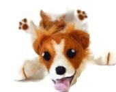 FOUR Personalised  Dog Bookmark, Splat crossbreed dog Bookmark, mutt personalised bookmark, Customized dog bookmark