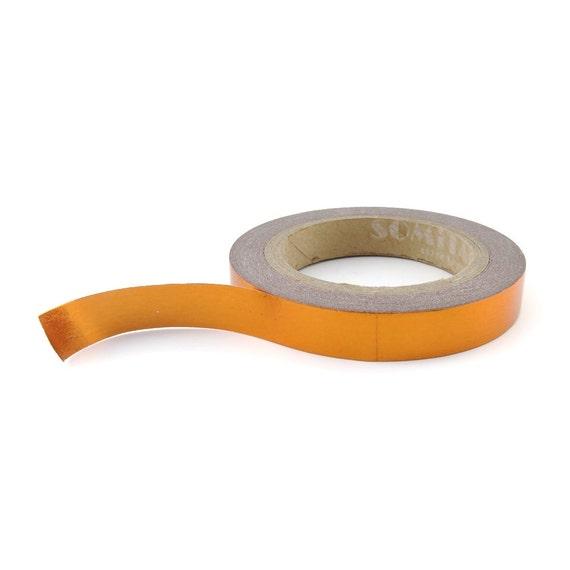 Hoja de cobre sólida Washi Tape  flaco Washi Tape  por WashiGang