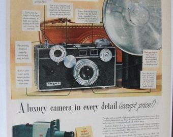 127 Argus  Cameras  -1954