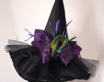 Fancy Witch Costume Handmade Halloween Costume