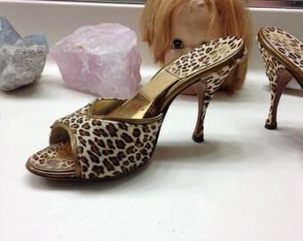 pony fur kitten heels spring o lators