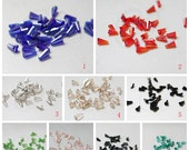 68pcs Chinese Crystal Cone Crystal Beads - 4x8mm (3225C-A-177)