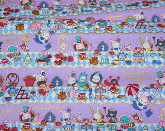 Kawaii Sentimental Circus  Half meter 50 cm by 106 cm or 19.6 by 42 inches