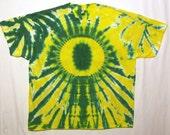 Tie Dye Shirt, Oregon Ducks T-Shirt, Adult 2XL