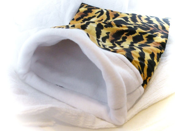 Tiger Little Critter Plush Snuggle Sleep Sack Bed for Your Favorite Little Pet