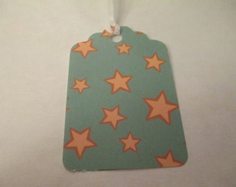 13 Star Themed Handmade Gift Tags