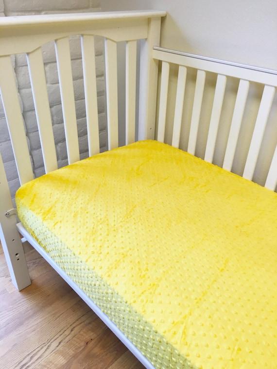 Bright Yellow Crib Sheets Boy Bedding Crib Bedding Sunshine