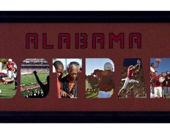 Alabama Football Mat Only
