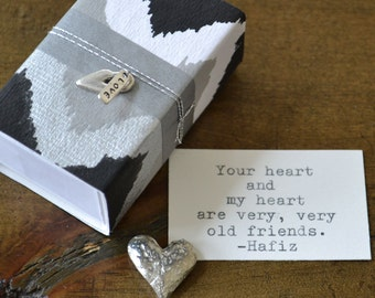 Old Friends Message Box