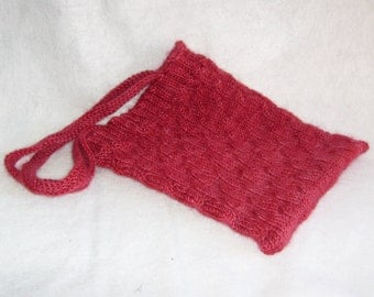 Mock Cable Tote