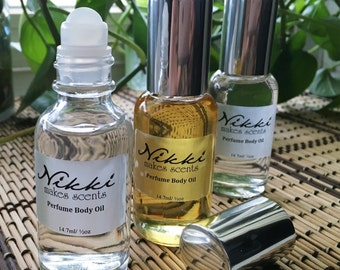 PERFUME Roll on (Women Fragrances Q-Z)