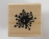 Open Bloom Stampendous! Rubber Stamp #RS104