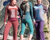 "Organic Hemp Yoga Pant - ""Salamba Pant"""