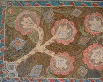 Sumac rug hooking patterns