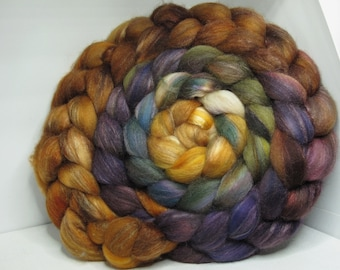 Merino/Baby Camel/Tussah 60/20/20 Roving Combed Top - 5oz - Tanglewood 1