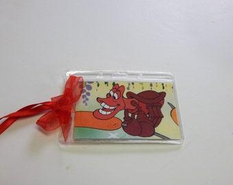 Luggage Bag Tag ID Holder Disney Little Mermaid