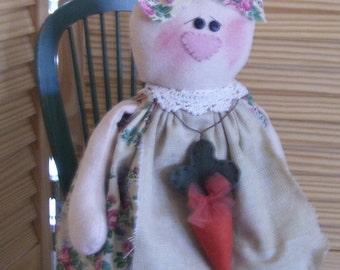 Bunny Rabbit: Fabric Beatrice