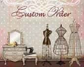 Custom Order for MWalters