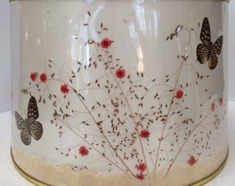 Van Briggle Butterfly Lamp Shade Original Butterflies Floral