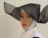 Nun Hat Style inspiration for Gala Nocturna 2016  The Age of REDEMPTION