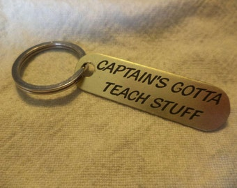 Guardians of the Galaxy  Etched Brass Keychain