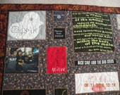 T-Shirt Memory Quilt
