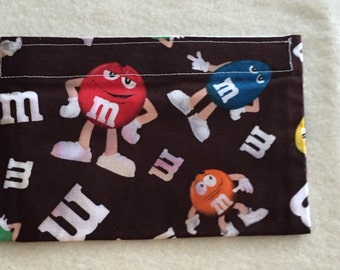 Eco-Friendly Reusable Snack Bag - Candy