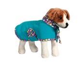 Bliss: Dog Fleece, Dog Fleece Coat, Dog Coat for Winter, Dog Coat with Snood, Big Dog Coat