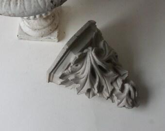 cement ivy corbel tile