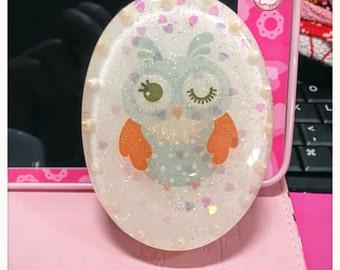 Sweet owl trinket box (B grade item)