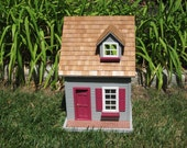 Dollhouse Cottage in 1/12 Scale