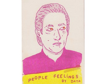 People Feeling By Data