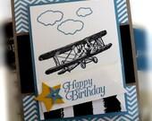 Stampin' Up Happy Birthday Card