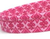 Hot Pink Diamond Girl Cat Collar Bell Breakaway