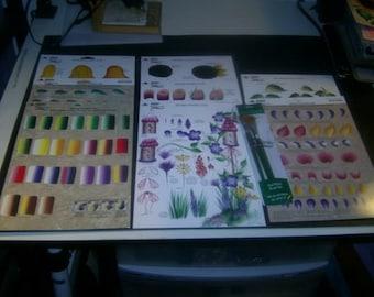 One Stroke Painting set of 8 RTG PLUS 1171 Brushes