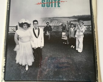 Sealed Honeymoon Suite The Big Prize Vinyl LP Record Album 1980s Rock Glam Rock