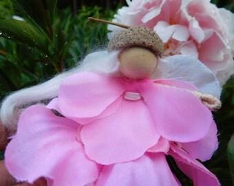 Pink Flower Fairy