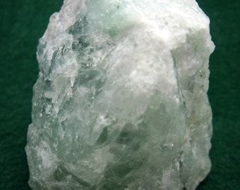 HUGE Chunk of Green Fluorite, Mexico, Spec # 67, Crystal Healing, Gemstones, Feng Shui, Energy Stone, Rock Hound