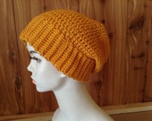 Alpaca Cotton and Silk Slouch Hat