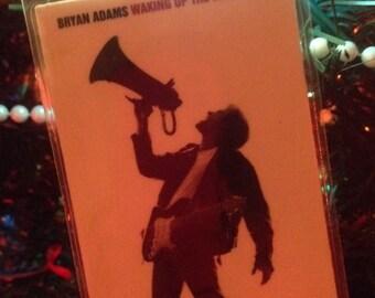 Bryan Adams Ornament