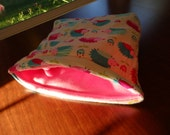 Small Animal Pouch - Snuggle Sack - Bonding Bag - Fleece Pouch - Camo Pouch - Hedgehog Cozy - Small Pouch - Cuddle Sack hedgehog bedding