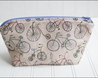 Bicycle Trek Cosmetic Bag