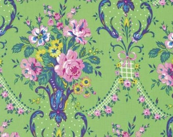 Caravelle Arcade   by Jennifer Paganelli for Free Spirit Fabrics PWJP097GREEN