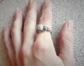 Custom Mercury Planetary Ring for Isabelle