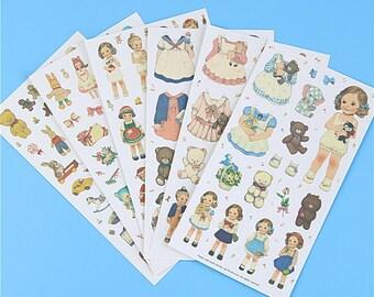 Paper Doll Mate ver. 1 (STK-115)