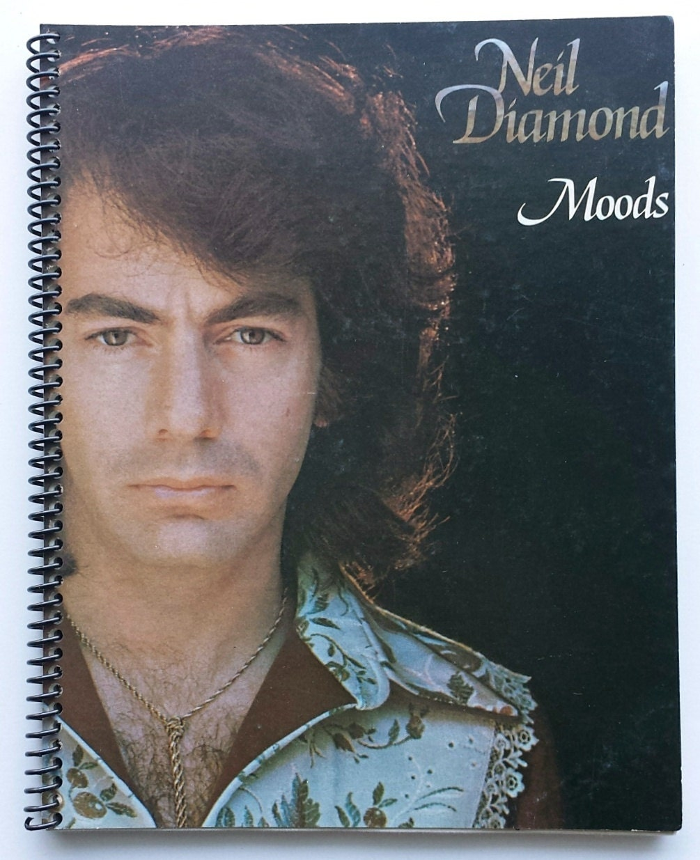 Album Diamond: Record Album Journal Neil Diamond
