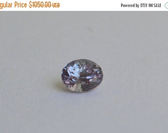 SALE Color Change Garnet Oval 6x5mm