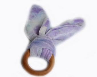 Bunny Ear Teething Toy