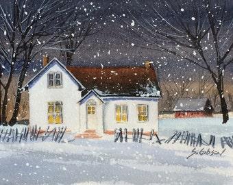 Scott Betsworth's Farm House
